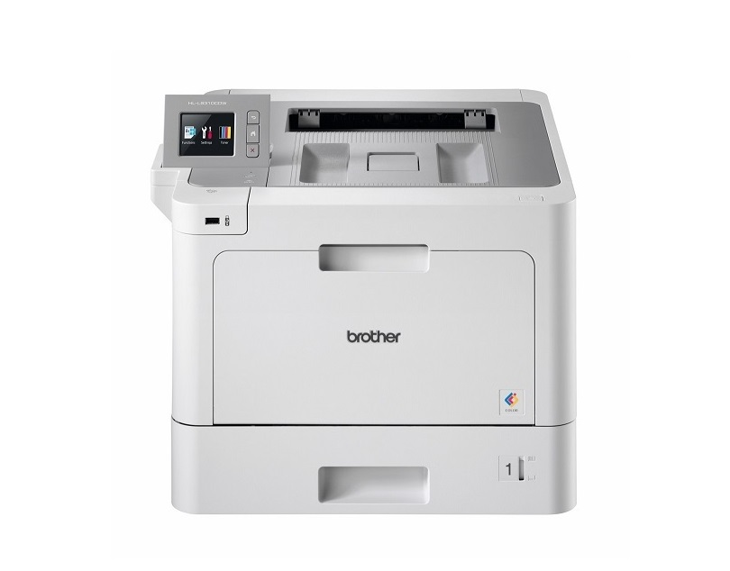 Brother Color Wireless Laser Printer USB Ethernet HL-L9310CDW (Demo 309 Pages Used)