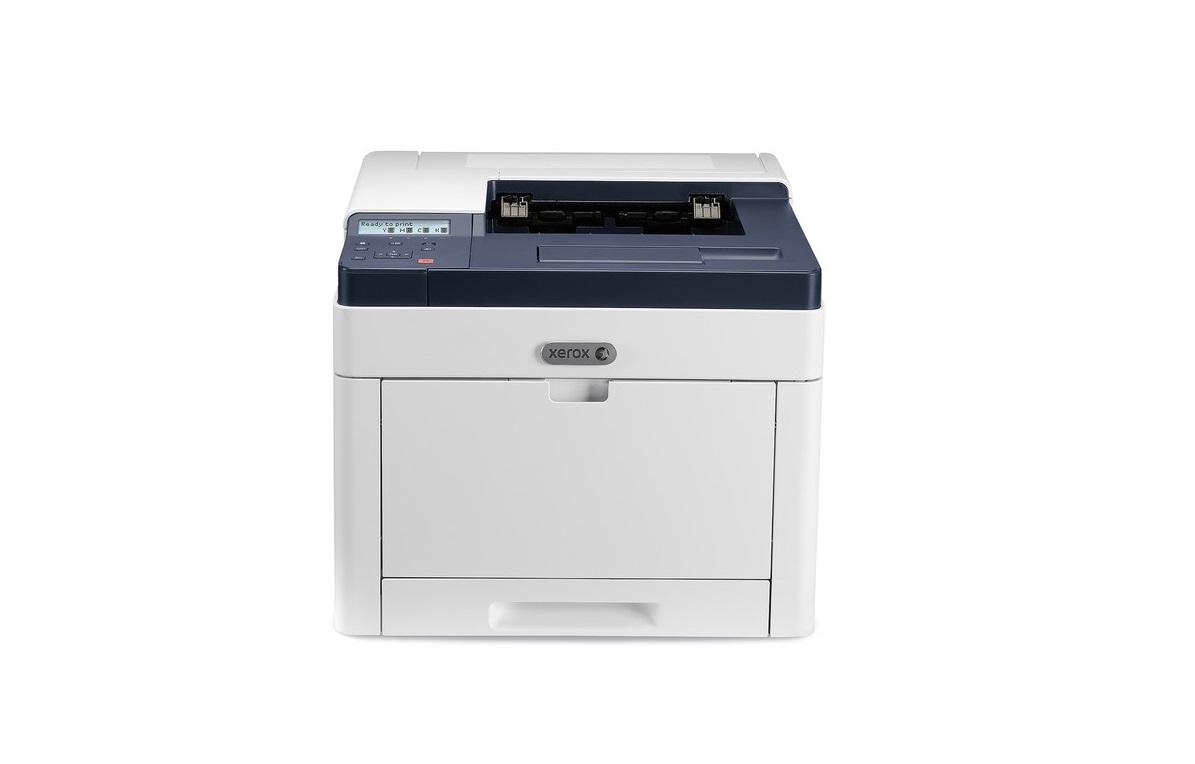 Xerox Phaser 1200x2400dpi Up To USB LAN Duplex Color Laser Printer 6510/DN