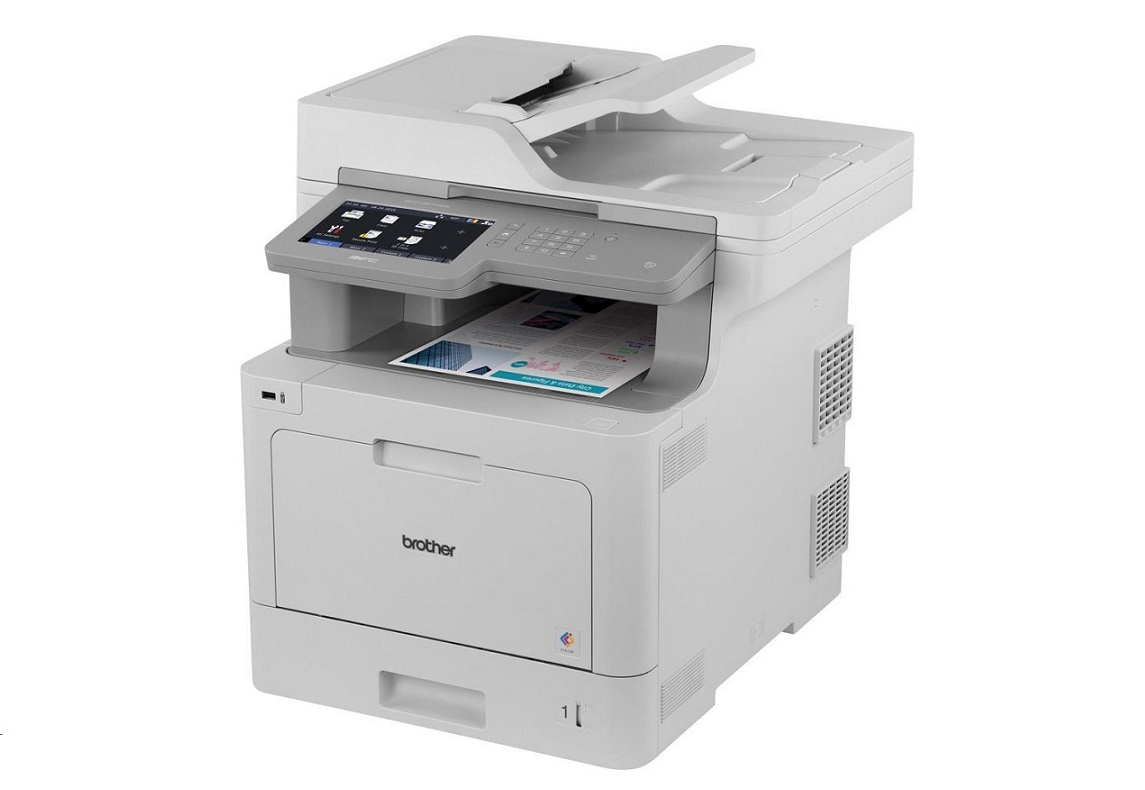 Brother MFC-L9570CDW MultiFunction All-in-One USB LAN Color Printer MFCL9570CDW ( Unused )