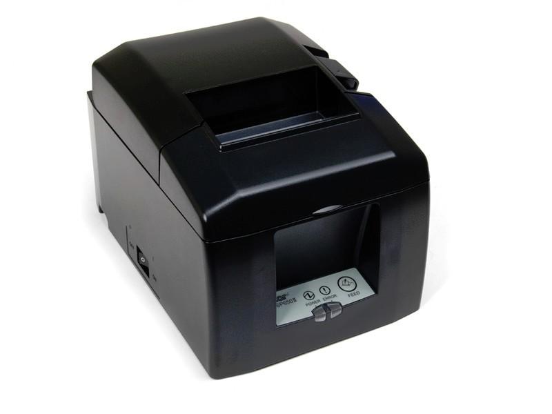 Star Micronics TSP650II Series Thermal Label Printer w/ Cutter BlueTooth Black 39481270