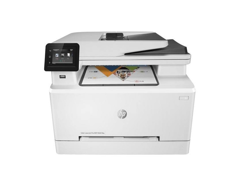 HP LaserJet Pro MFP M281fdw Color Wireless Laser Printer Copy Scan Fax USB Ethernet T6B82A#BGJ