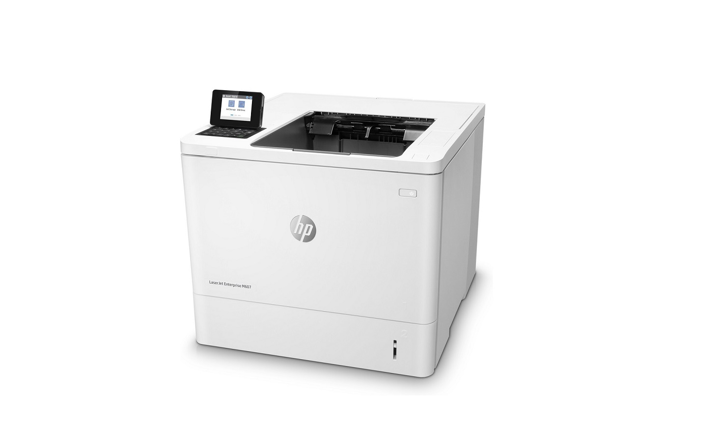 HP LaserJet Enterprise M607dn Up To 55ppm USB Ethernet Monochrome Duplex Printer K0Q15A#BGJ