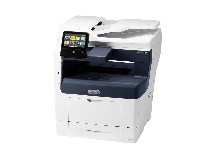 Xerox Versalink B405 Monochrome MultiFunction 110V Printer USB 3.0 Ethernet B405/DNM