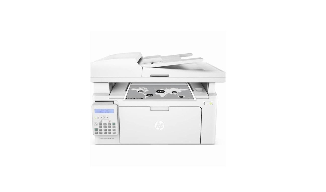 HP LaserJet Pro MFP M130fn 23ppm LAN USB MultiFunction Laser Printer G3Q59AR#BGJ