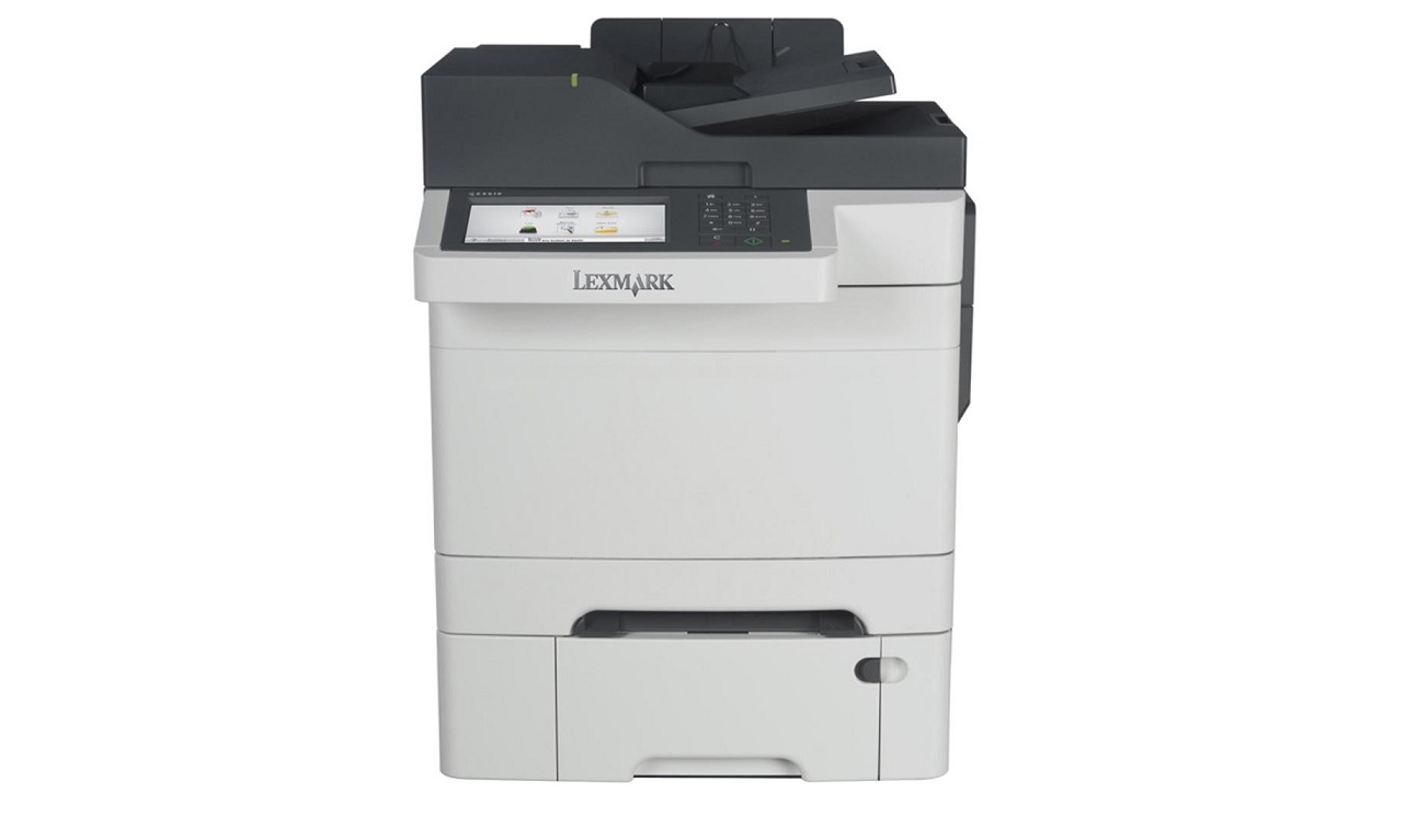 Lexmark CX510DTHE 30ppm 120V Duplex LAN USB MultiFunction Color Printer 28ET506