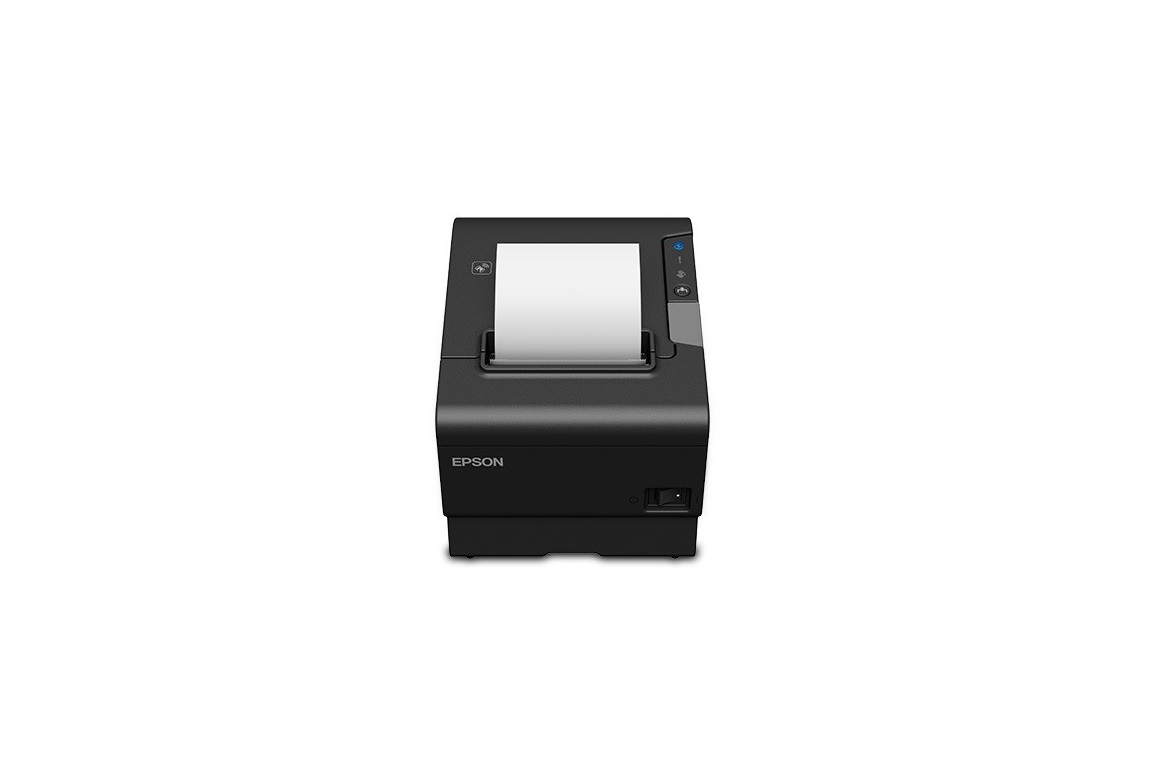 Epson TM-T88VI LAN PoweredUSB USB Receipt Printer C31CE94A9931 (Required P/S)