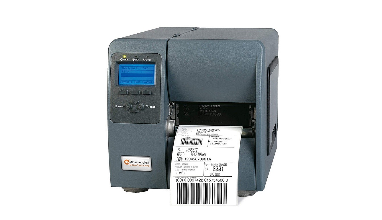 Honeywell Datamax-O'Neil Mark II Thermal Transfer USB Serial Parallel LAN Label Printer KA3-00-48000Y00
