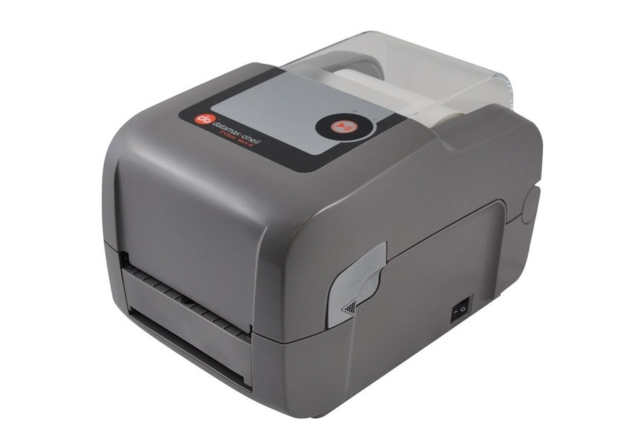 Datamax E-4305A Mark III EA3-00-1JG05A00 Thermal Transfer Printer Cutter Parallel Serial USB Ethernet EA3-00-1JG05A0