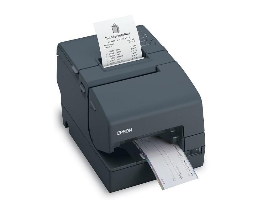 Epson TM-U325D Dot Matrix Receipt Printer Serial Dark Gray C31C213A8671