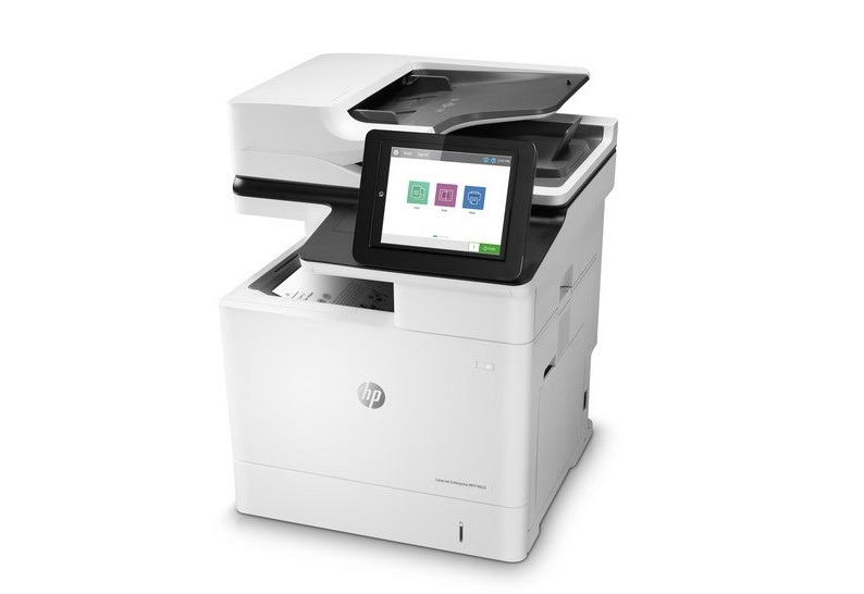 HP LaserJet Enterprise M632h Monochrome All-in-One Laser Printer J8J70A#BGJ (Demo 16 Pages Used)