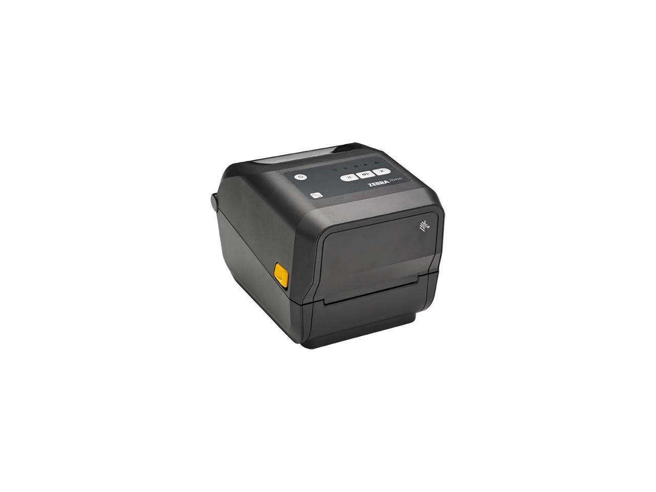 Zebra ZD420t ZD42042-T01000EZ 203dpi Mono TT USB BarCode Printer