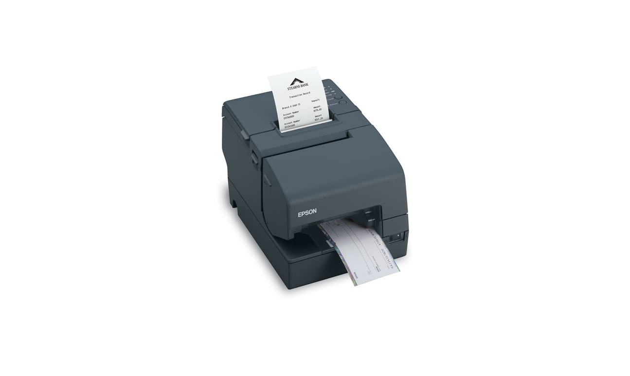 Epson TM-H6000IV Monochrome 180dpi USB LAN Receipt Printer (Requires P/S) C31CB25A6001