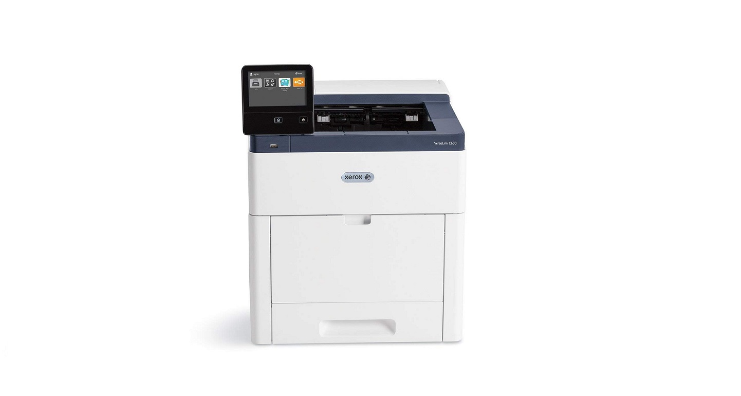Xerox Versalink 2400dpi 55ppm Color Laser Printer USB Ethernet C600/N