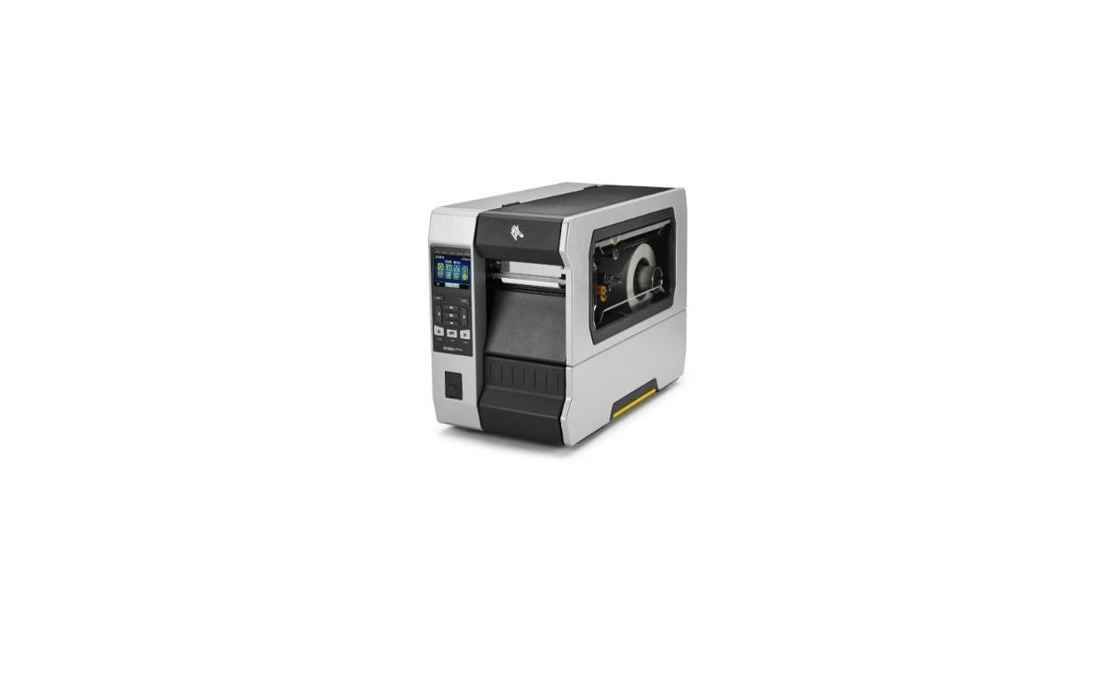 Zebra ZT61042-T010100Z ZT610 203dpi USB RS232 LAN BT BarCode Printer