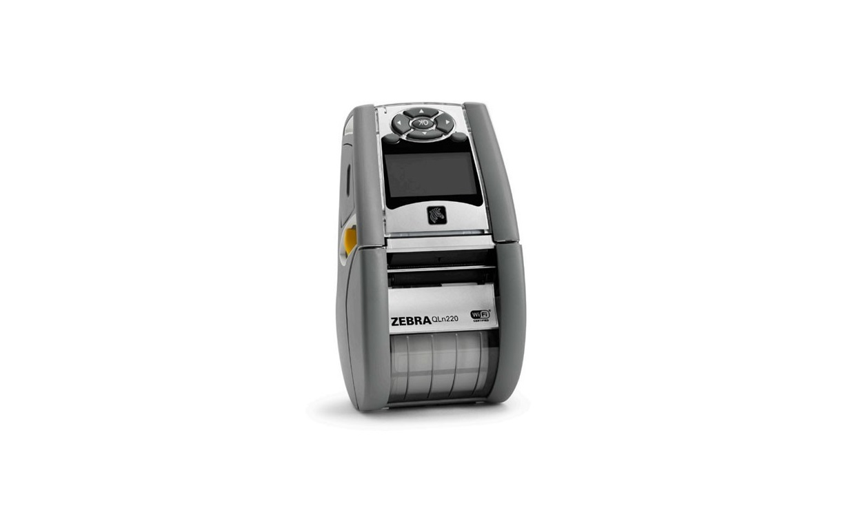 Zebra QLn220 Direct Thermal USB BT BarCode Printer QH2-AUCA0M00-00
