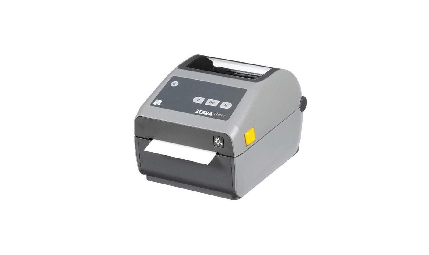 Zebra ZD620 203dpi USB Direct Thermal Receipt Printer ZD62042-D01G00EZ