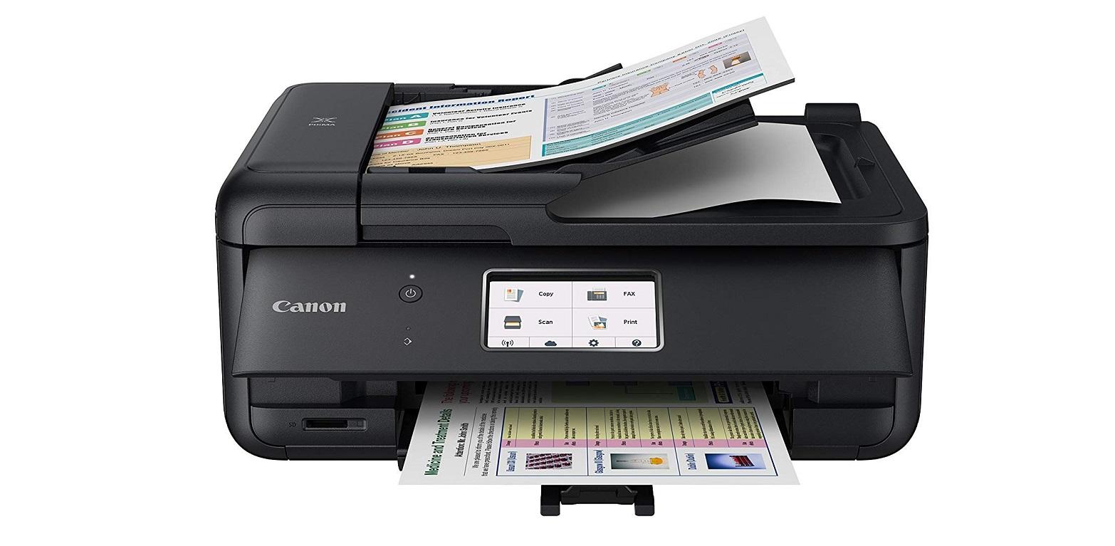 Canon Pixma TR8520 Wireless AiO InkJet Printer Black 2233C002 (Unused Broken Sealed)