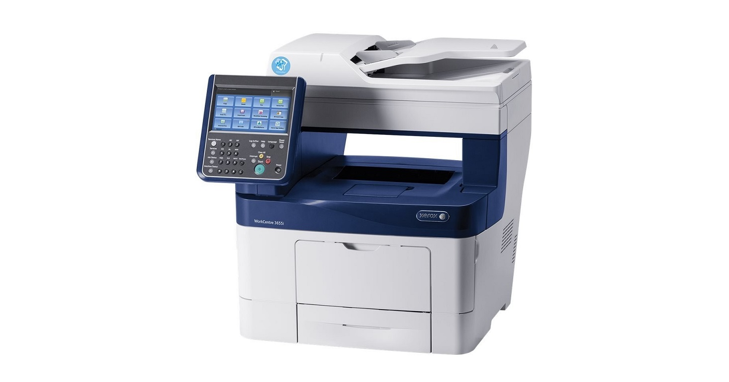 Xerox WorkCentre 3655i LAN USB Mono Duplex MultiFunction Printer 3655I/SM