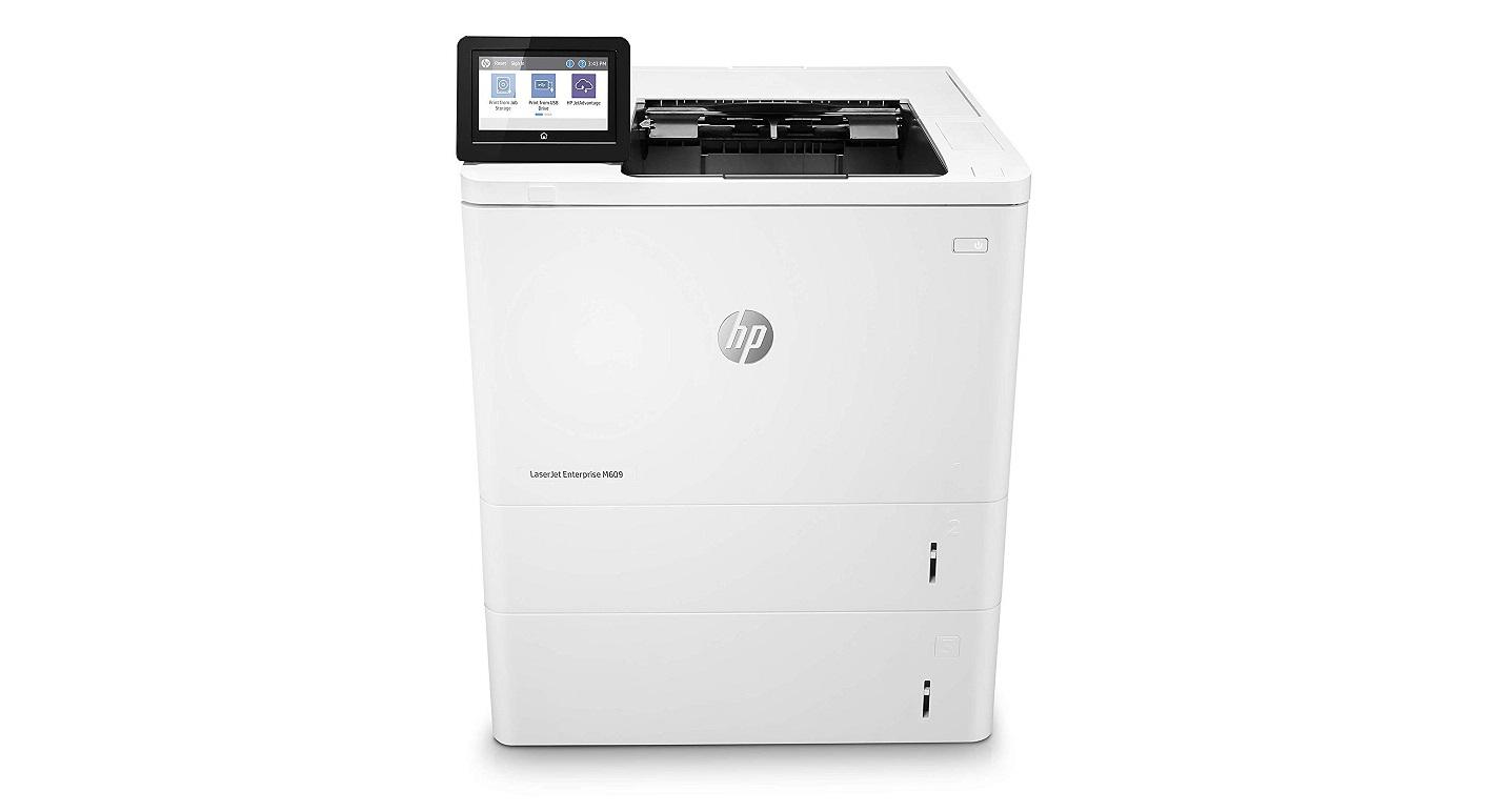HP LaserJet Enterprise M609x Up To 75ppm 1200dpi USB LAN Printer K0Q22A#BGJ