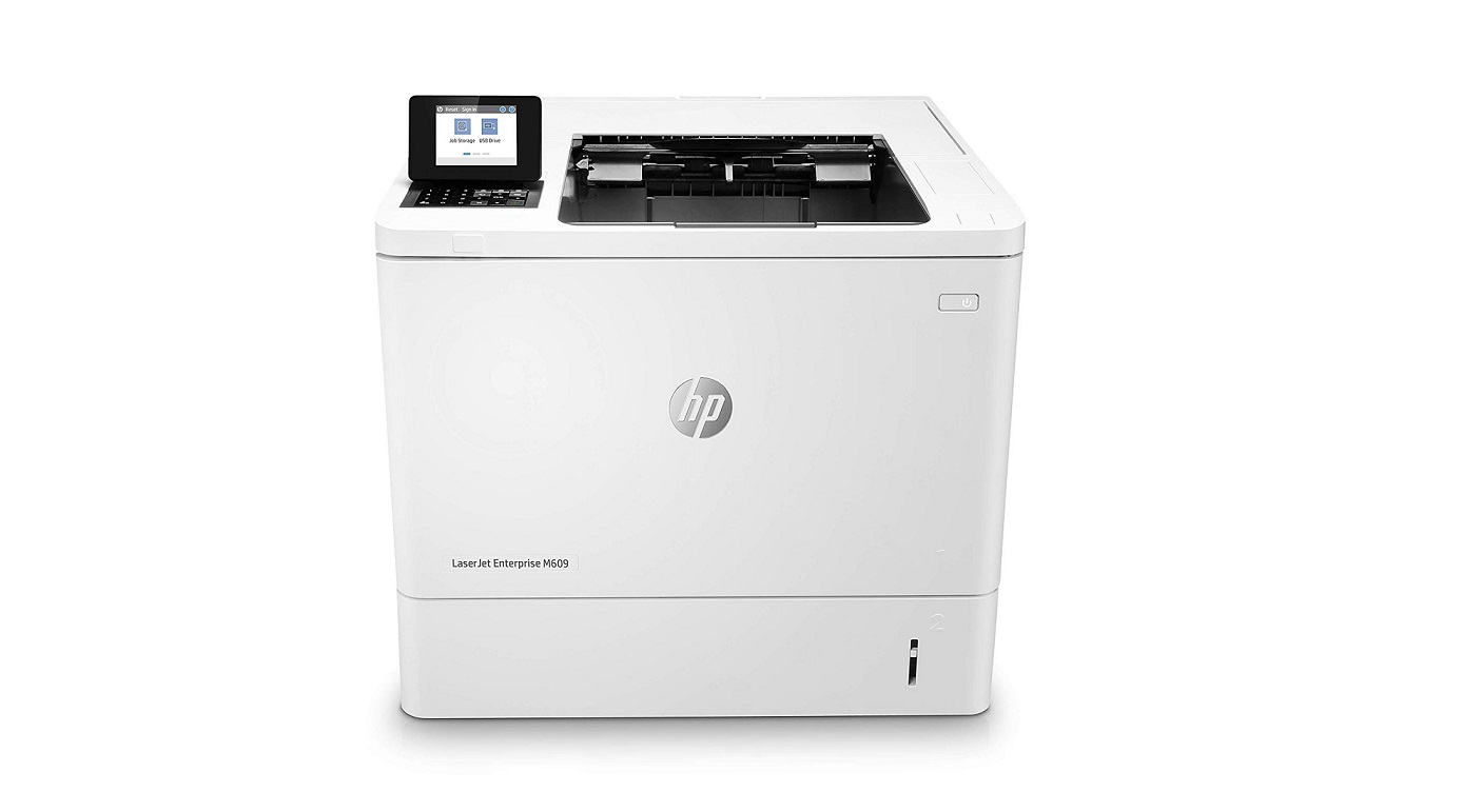 HP LaserJet Enterprise M609dn Mono USB LAN Duplex Printer K0Q21A#BGJ