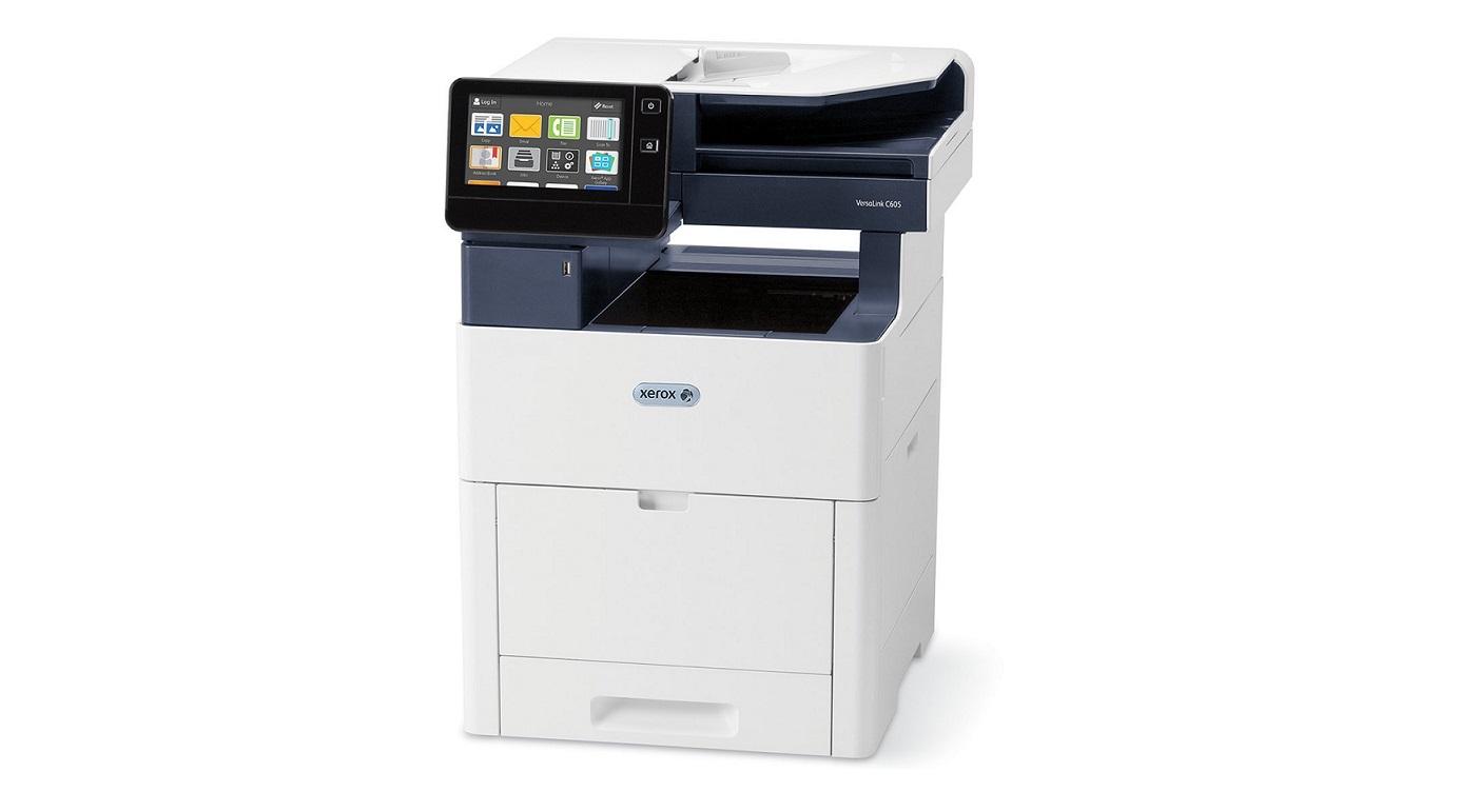 Xerox Versalink C605 Up To 55ppm Lan Usb Color Multifunction Printer C605/X