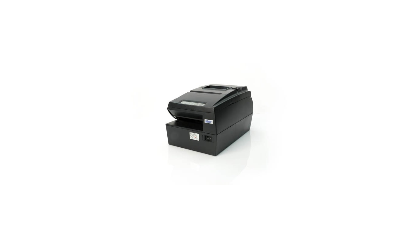 Star Micronics HSP7543C-24 HSP7000 No Micr Parallel Multistation Receipt Printer Required PS 39611102