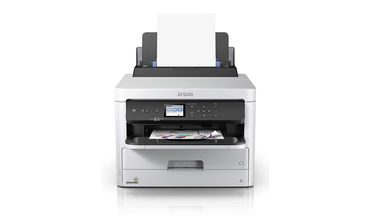 Epson Workforce Pro WF-C5210 Network Color Printer C11CG06201