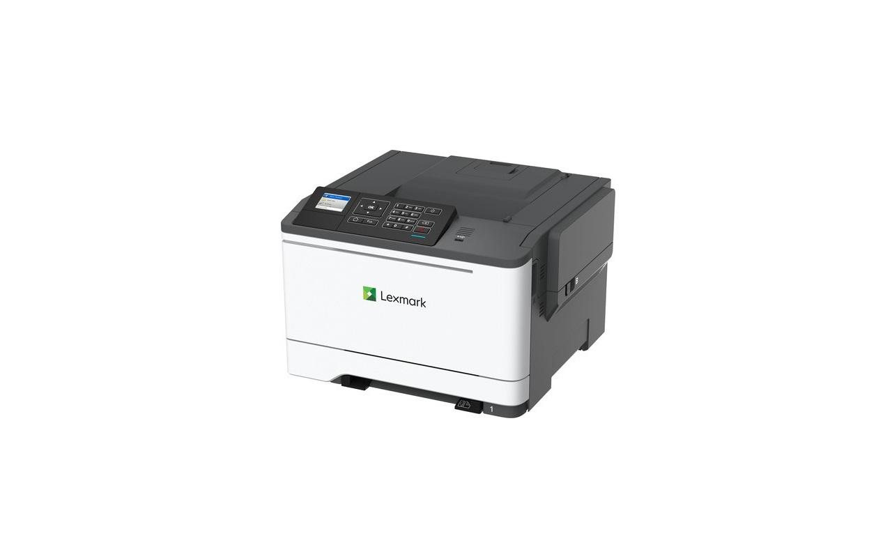 Lexmark CS421dn 42C0030 Duplex LAN USB Color Laser Printer 42C0030