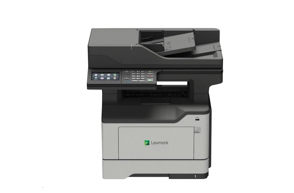 Lexmark MX521de MultiFunction Mono Laser Duplex Printer USB Ethernet 36S0800