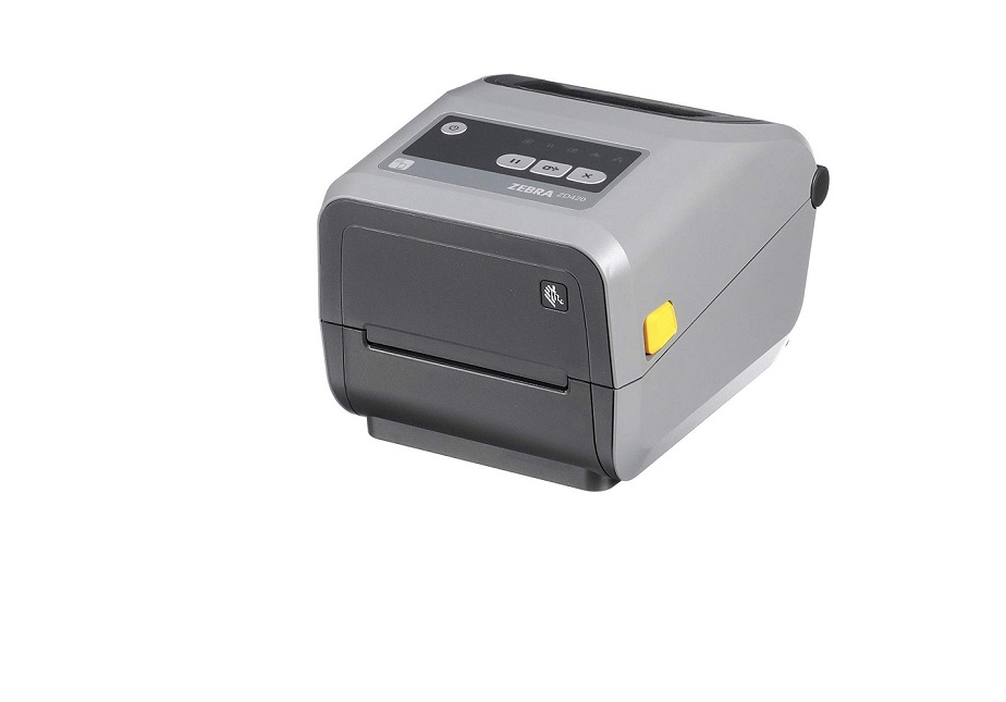 Zebra ZD42043-C01E00EZ ZD420 Mono Themal Transfer USB LAN Label Printer