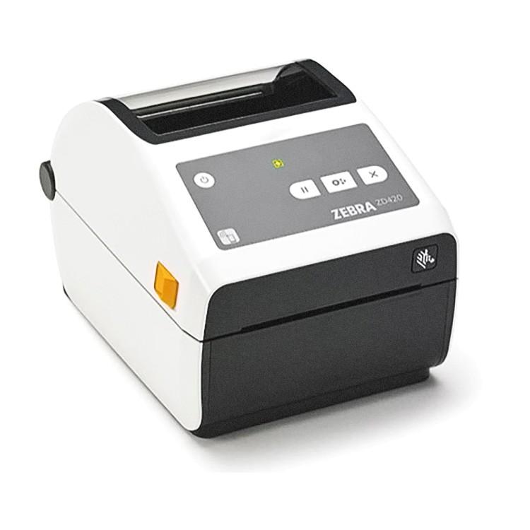 Zebra ZD420-HC ZD42H42-D01E00EZ 203dpi Mono DT BT USB LAN Label Printer (New Unused)