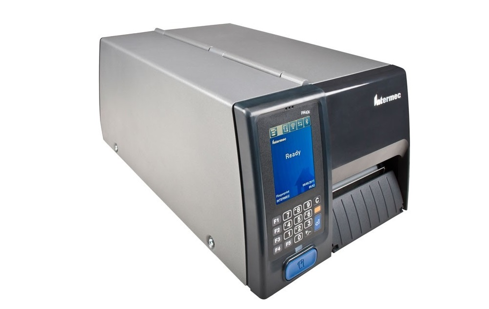 Intermec PM43 Thermal Transfer Monochrome Label Printer USB Serial Ethernet PM43A11000000211