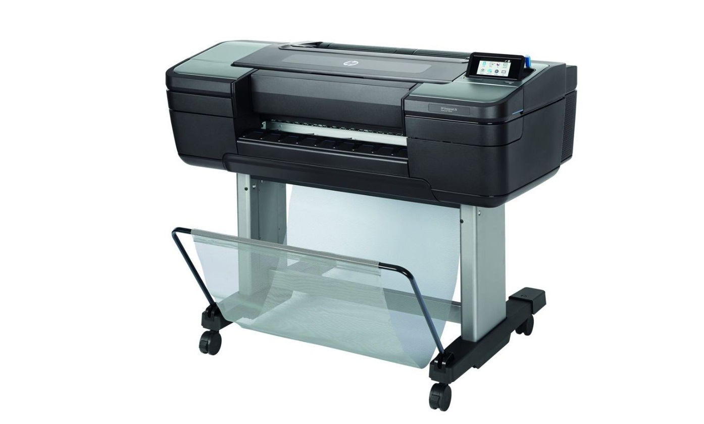 HP DesignJet Z6 24 1200dpi USB LAN Color Large Format InkJet Printer T8W15B#BCB