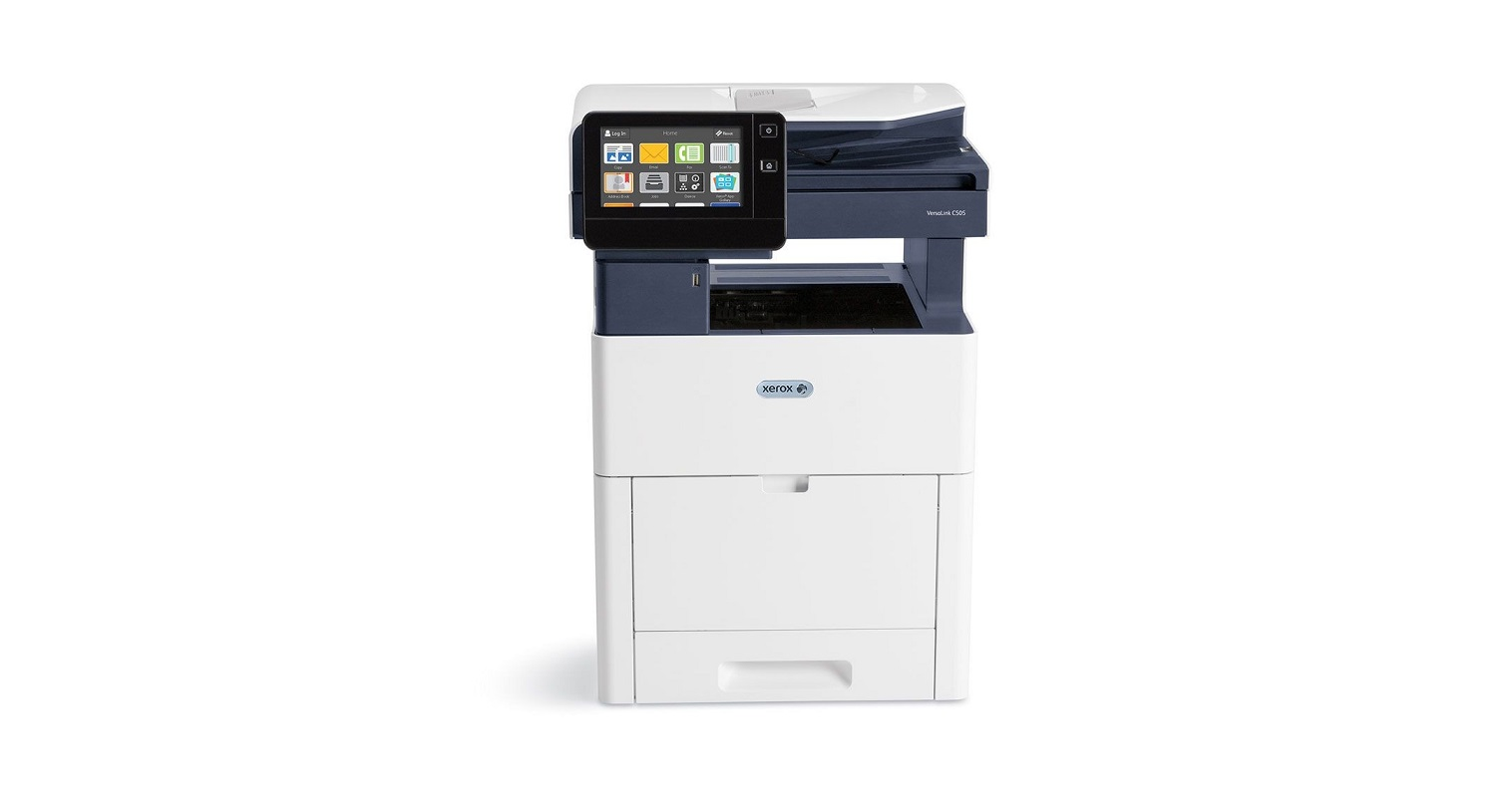Xerox Versalink C505/X Duplex Color USB LAN MultiFunction Printer