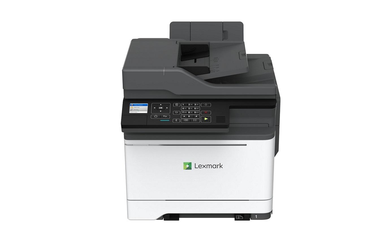 Lexmark 42C7330 CX421adn 25ppm 1200dpi Color USB LAN Laser Printer 42C7330