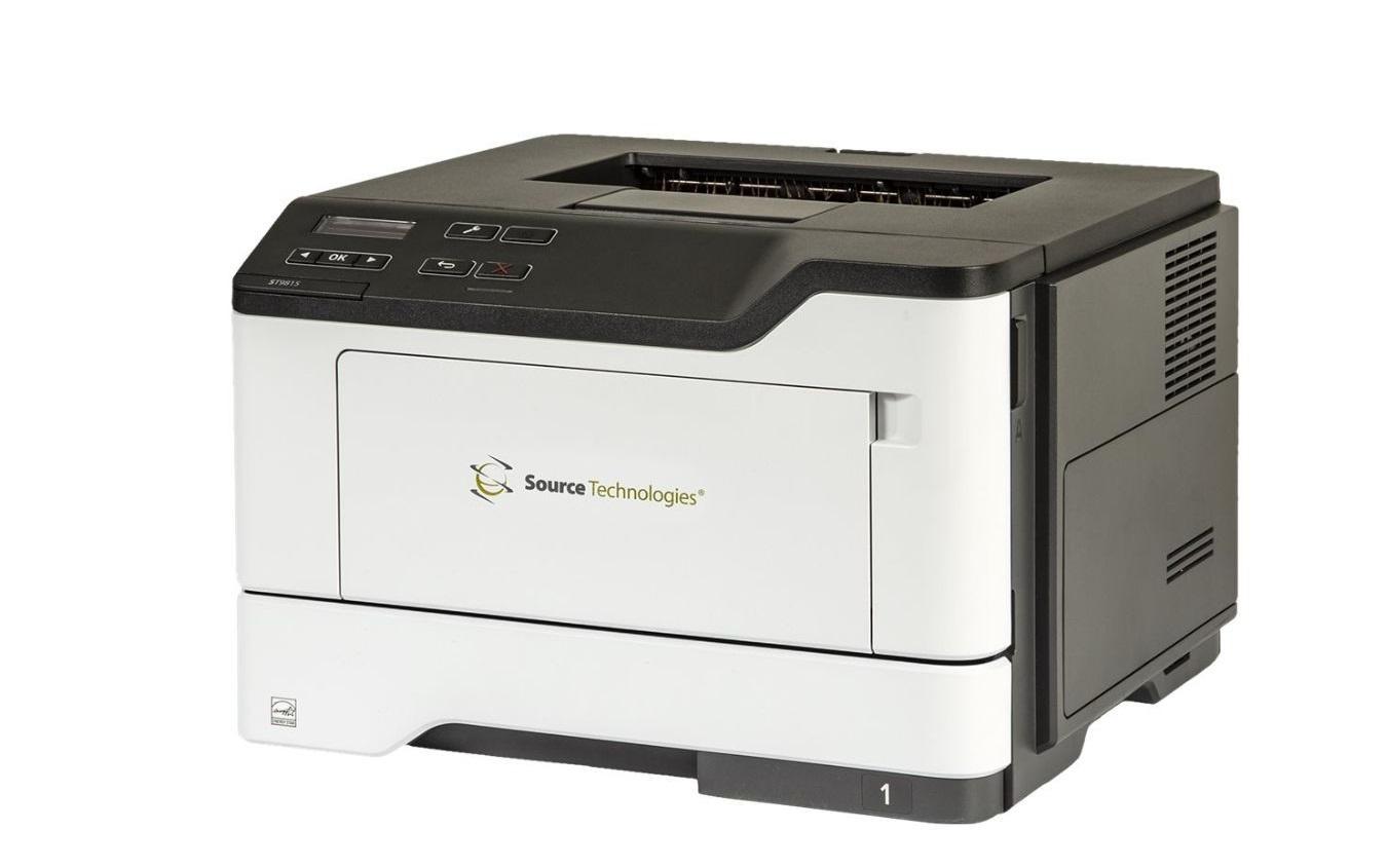 STI E101-0000000 Micr ST9815 Mono Duplex USB LAN Secure Laser Printer