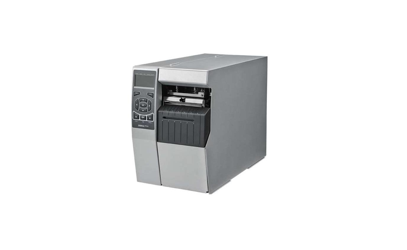 Zebra ZT51042-T210000Z TT DT Mono 203dpi Serial USB LAN Label Printer (New Sealed)