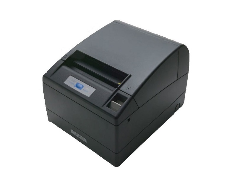 Citizen CT-S4000 Monochrome Thermal Receipt Printer Ethernet USB Black CT-S4000ENU-BK