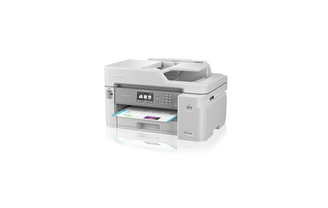 Brother MFC-J5845DW Color InkJet Wireless LAN USB All-in-One Printer