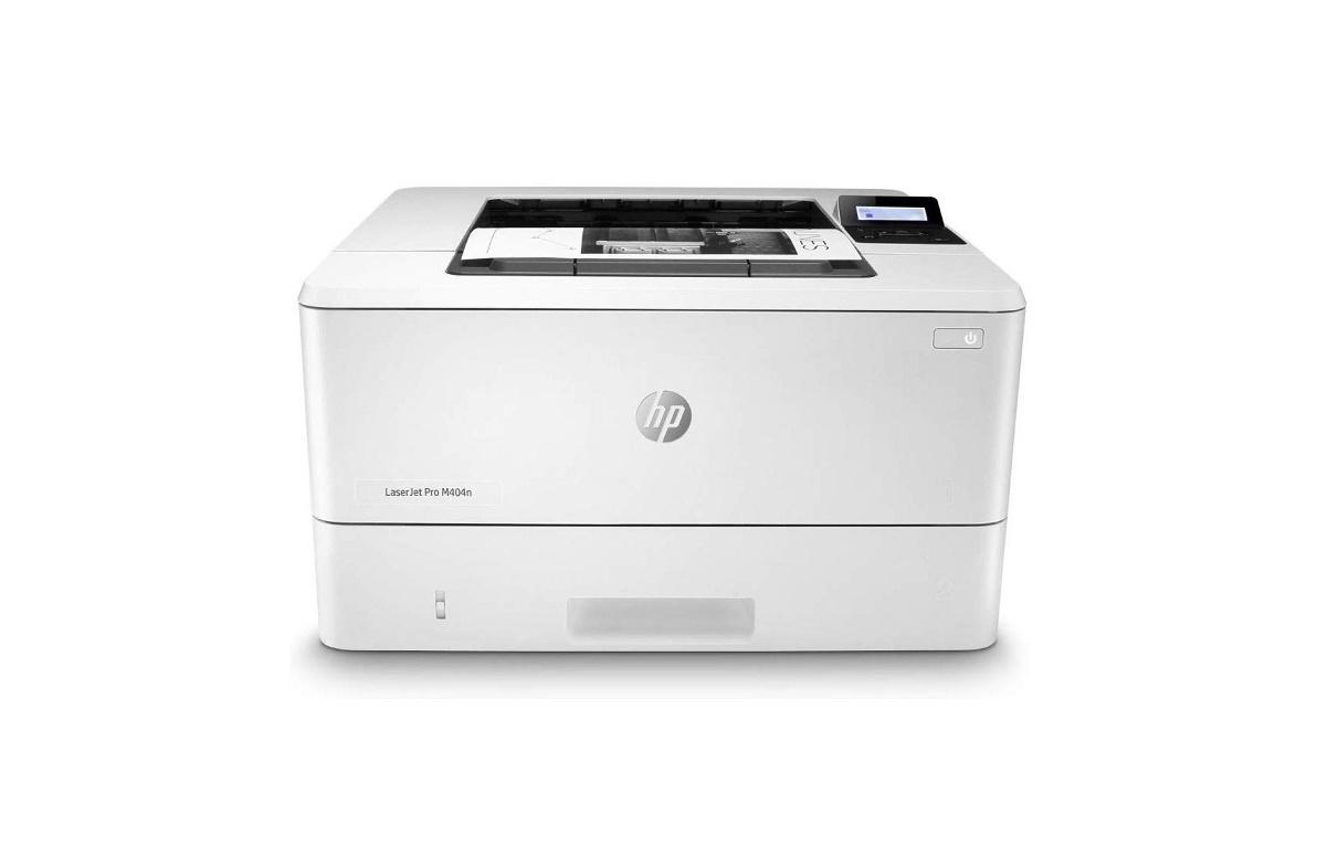 HP LaserJet Pro M404n Mono USB LAN Laser Printer W1A52A#BGJ