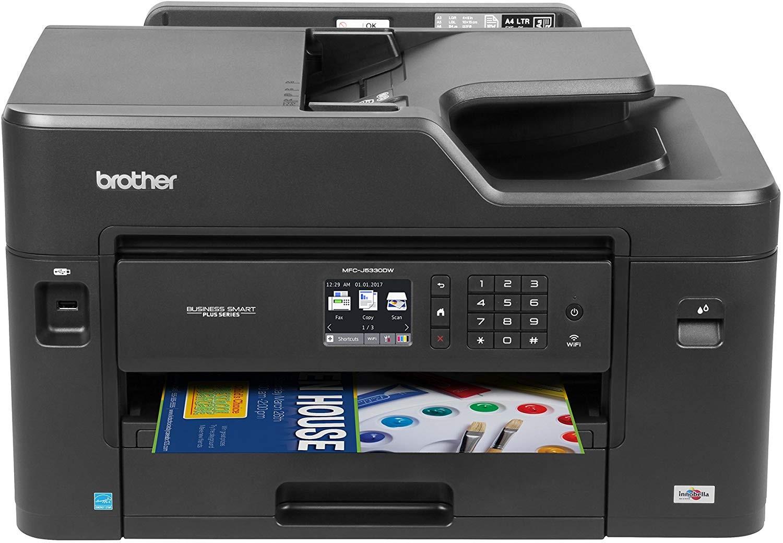 Brother USB LAN Wi-Fi Color InkJet Duplex AiO Printer MFC-J5330DW ( Unused )