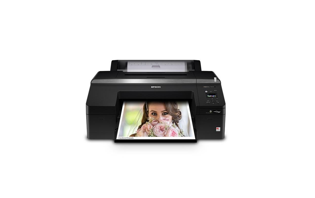 Epson SC-P5000CE Surecolor P5000 USB LAN 17 Wide Format Commercial Edition Printer