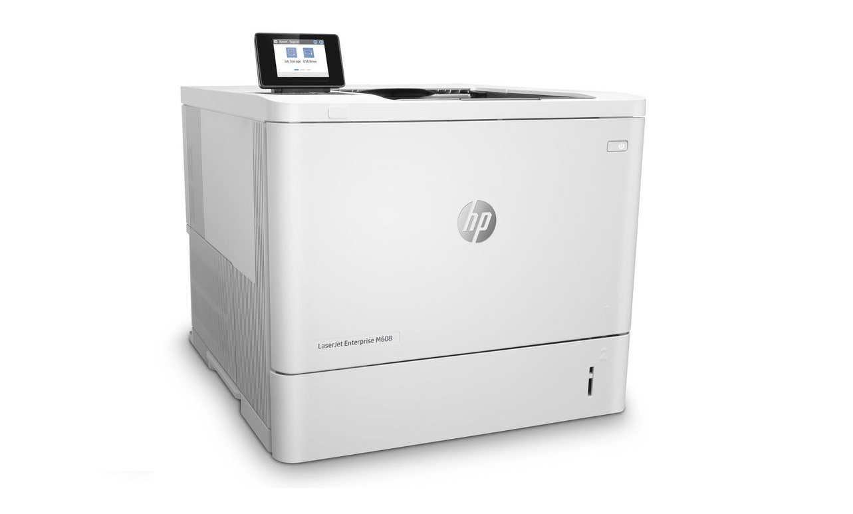 HP LaserJet M608dn 1200dpi 65ppm USB Monochrome Laser Printer K0Q18A#BGJ (Demo 500 Pages Used)