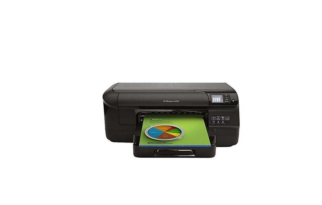 HP OfficeJet Pro 8100 N811A InkJet Wireless Color USB LAN Printer CM752A