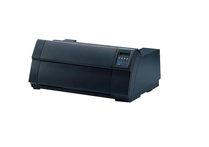 Tallygenicom Dascom T2380 2380 Monochrome Dot Matrix Printer Parallel Ethernet Serial Black 918103-N000