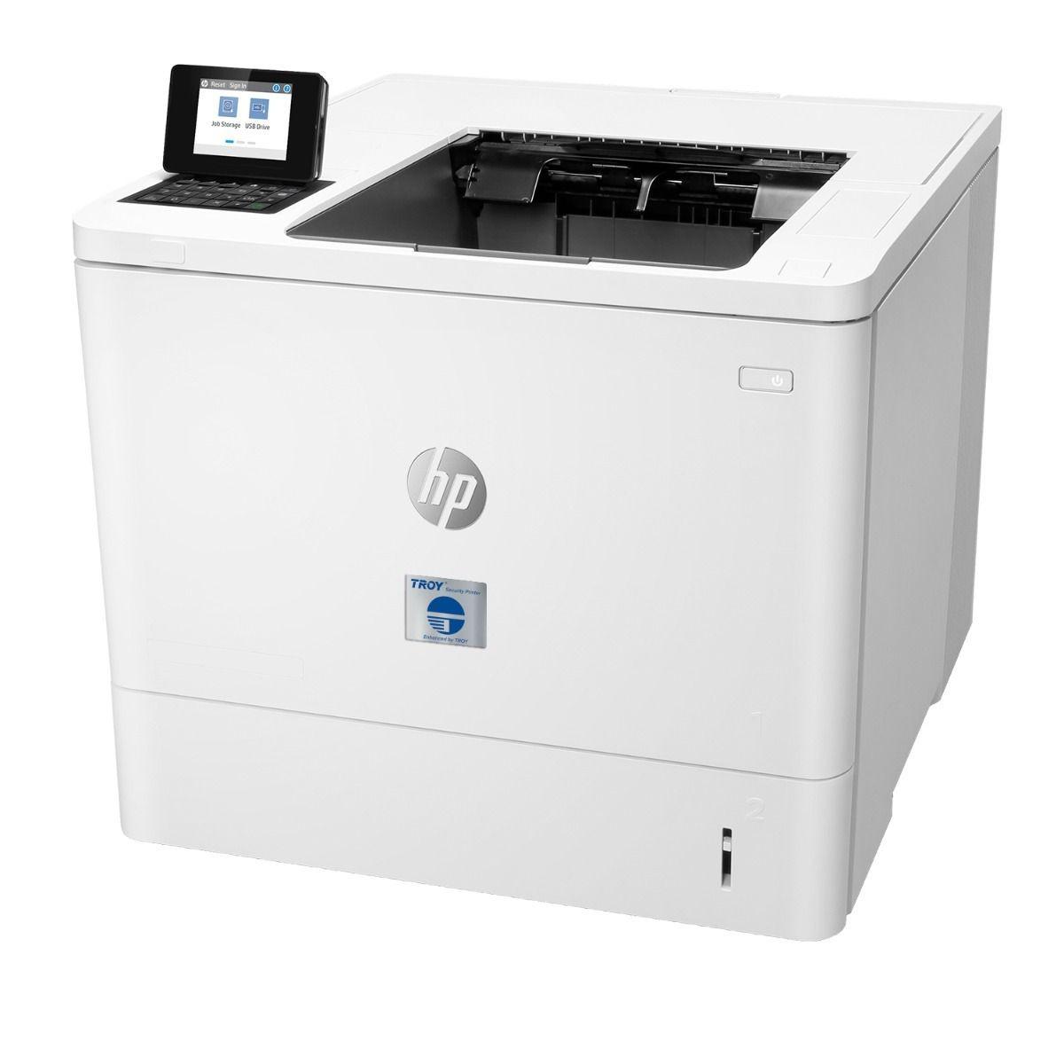 Troy M608N Mono USB LAN Micr Secure Laser Printer 01-06620-101