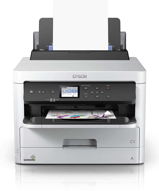 Epson Workforce Pro WF-C5290 Duplex USB LAN InkJet Printer C11CG05201