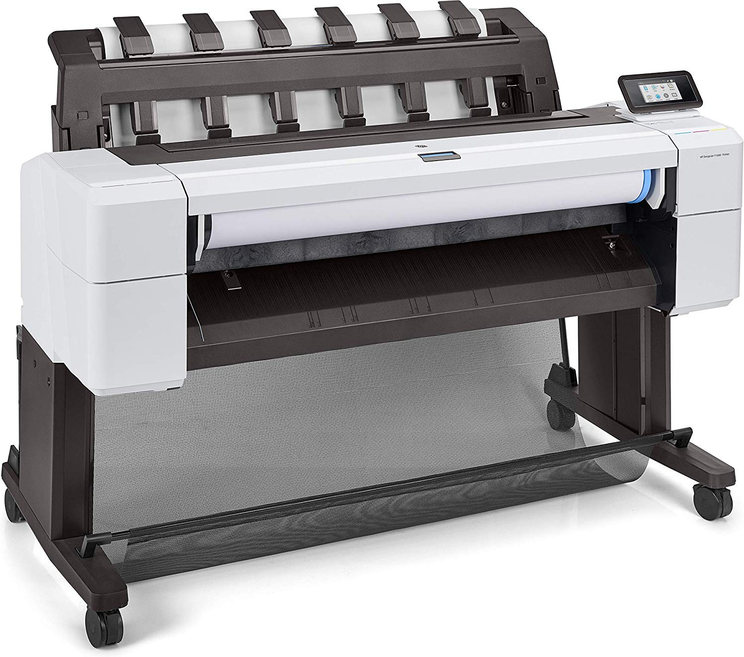 HP DesignJet T1600 36 Color LAN Large Format InkJet Printer 3EK10A#B1K (Unused)