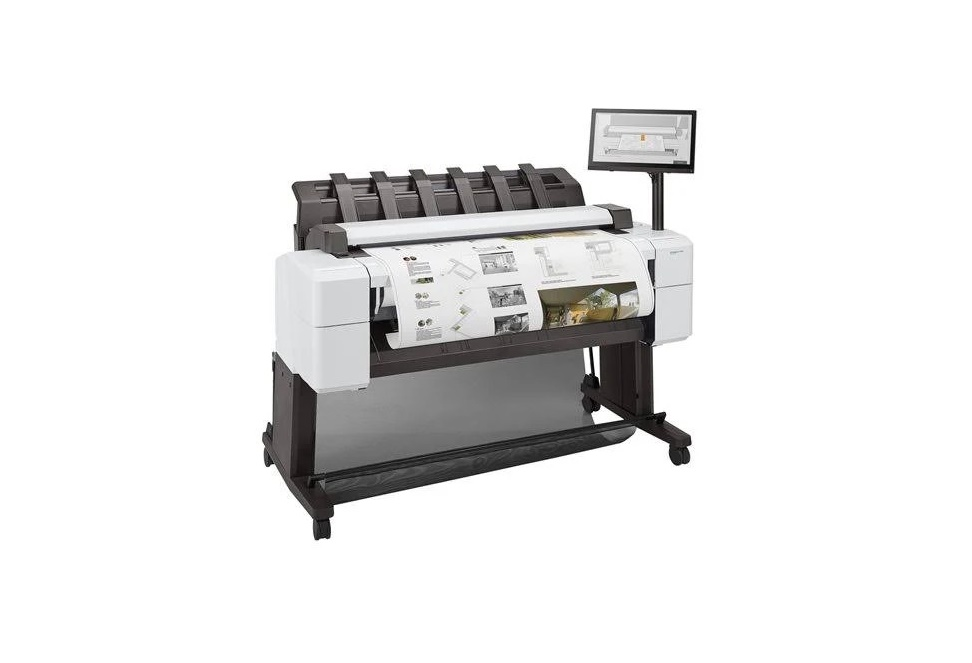 Hp Designjet T2600 Postscript Color Ink-Jet 36 Multifunction Large Format Printer 3XB78A#B1K