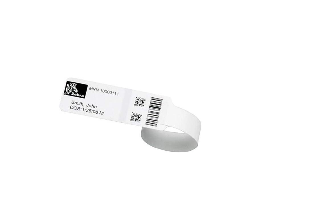 Zebra Genuine ZD510-HC 1x7.93 Wristband Cartridge 6-Pack 10031289K (New Sealed)